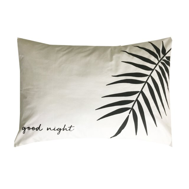 Fundas Almohada Good Morning - Good Night en internet