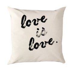 Pack x 3 Almohadones: love- rayitas gris en internet