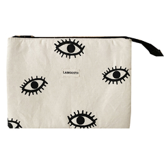 Funda Notebook Ojos