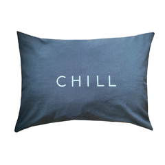 Fundas de Almohada Grafito Chill Here