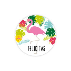 Stickers Aloha by LUISA SUAYA x 35