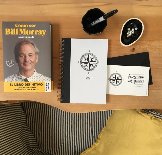 Día del Padre / Regalo 1 / Bill Murray