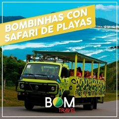 Bombinhas con Safari de Playas