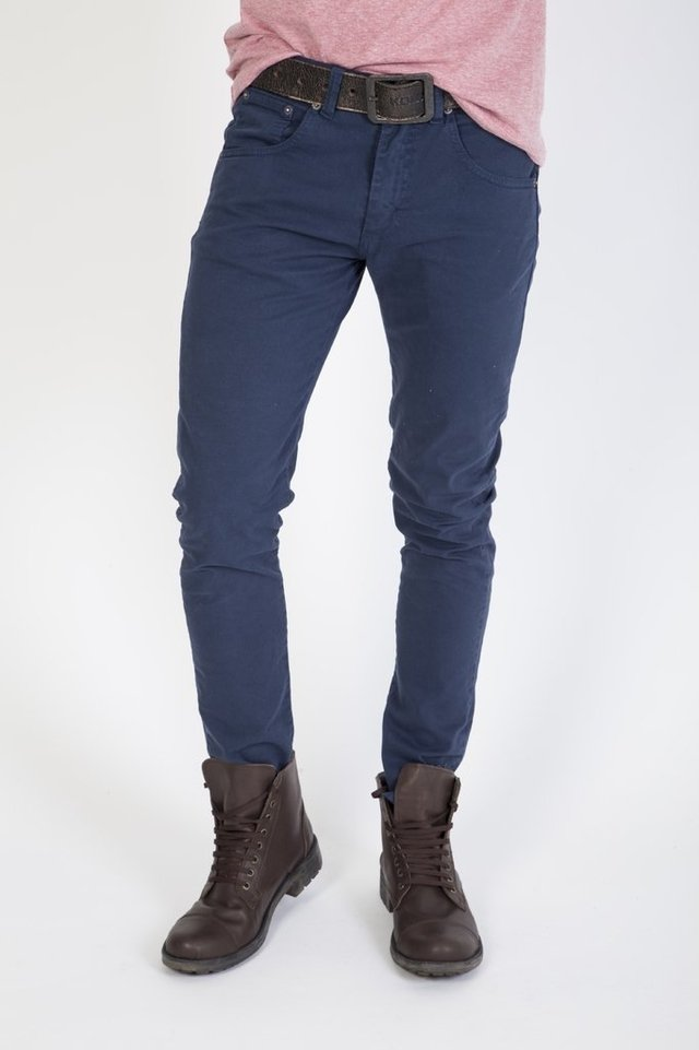 Pantalon Twill Color en internet