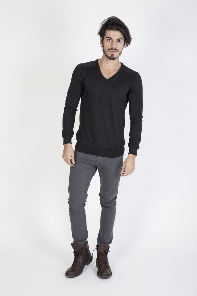 SWEATER CLASICO FLAGER en internet