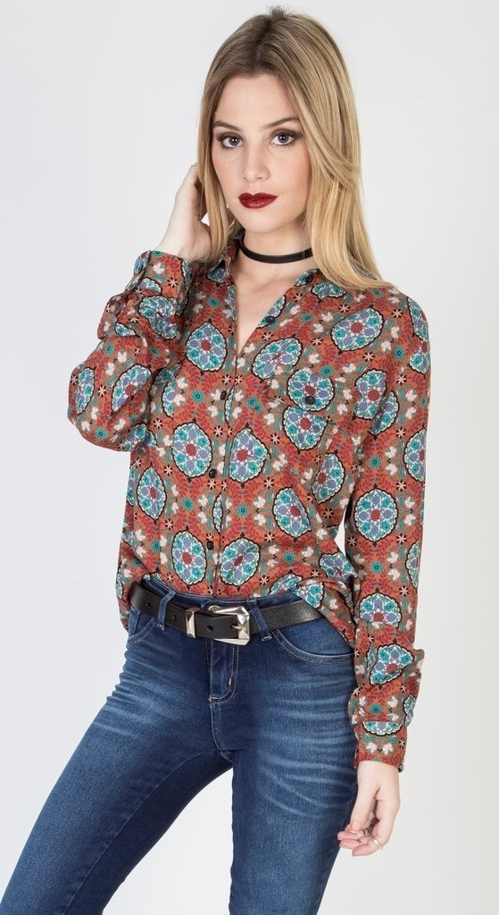 Camisa Lady American