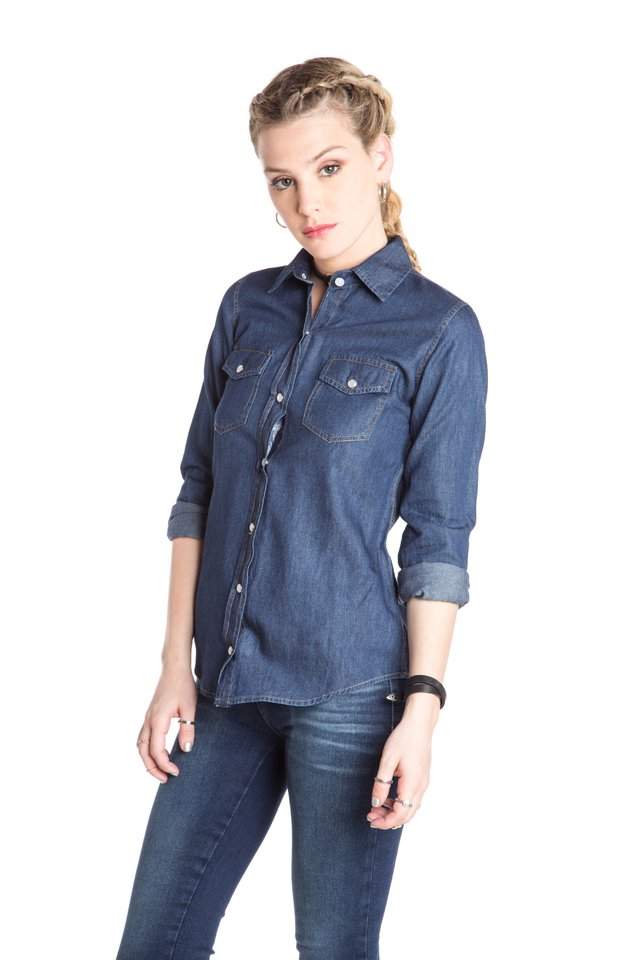 Camisa Lady de Jean Denim Perry en internet