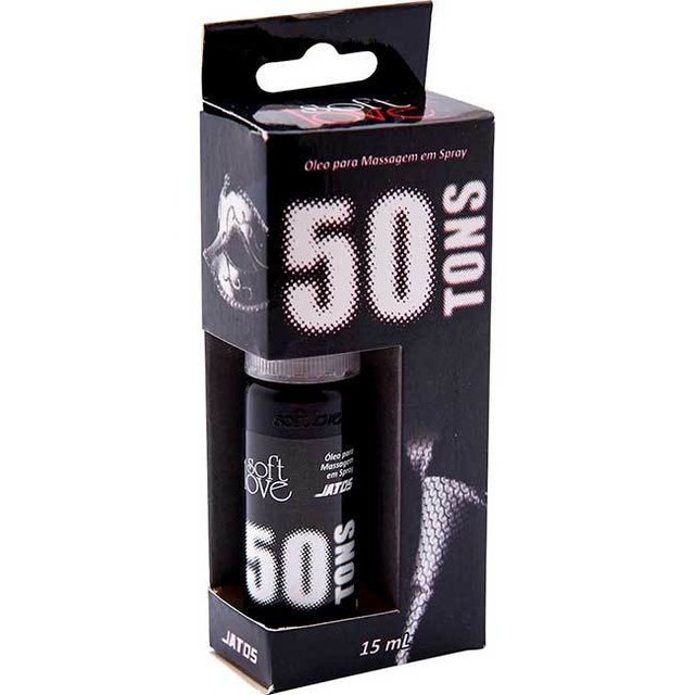 50 TONS FUNCIONAL JATOS 15ML - SOFT LOVE