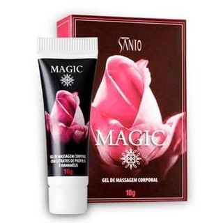 ADSTRIGENTE NATURAL MAGIC 10G - SANTO