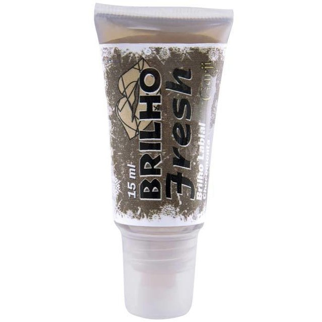 BRILHO FRESH LABIAL CHOCOMENTA 15ML - GARJI