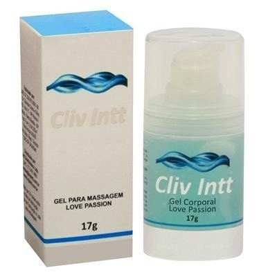 CLIV INTT GEL PARA MASSAGEM LOVE PASSION 17G - INTT