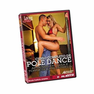 DVD - CURSO COMPLETO DE POLE DANCE -  LOVING SEX