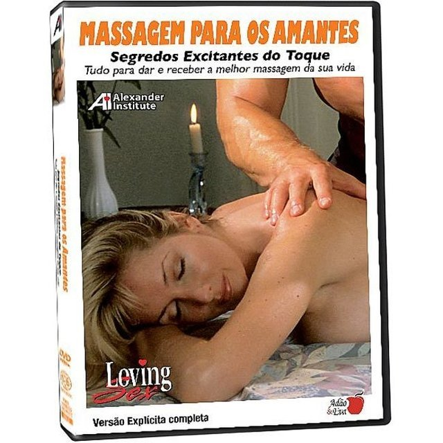DVD MASSAGEM PARA OS AMANTES - LOVING SEX
