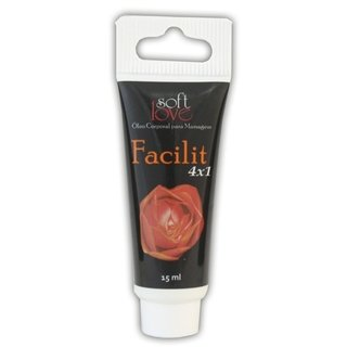 GEL ANAL FACILIT 15ML - SOFT LOVE