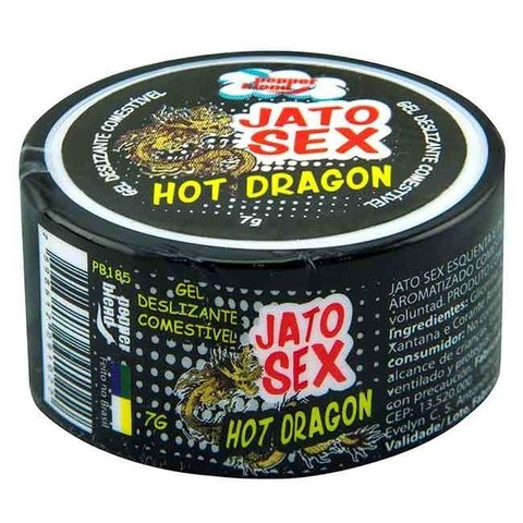 JATO SEX HOT DRAGON GEL 7G - PEPPER BLEND
