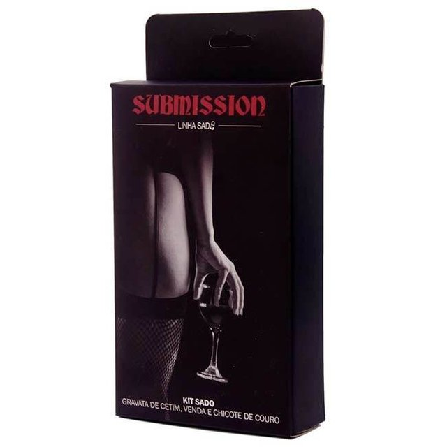 KIT BLACK SUBMISSION - SEXY FANTASY