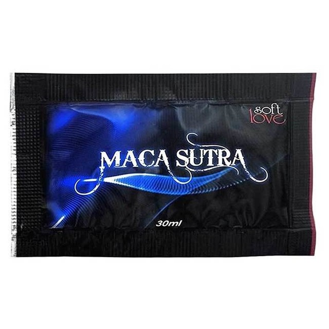 MACA SUTRA POWER SEX 30G - SOFT LOVE
