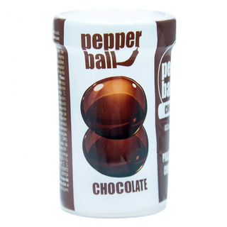 PEPPER BALL PLUS COMESTÍVEL CHOCOLATE 3G - PEPPER BLEND
