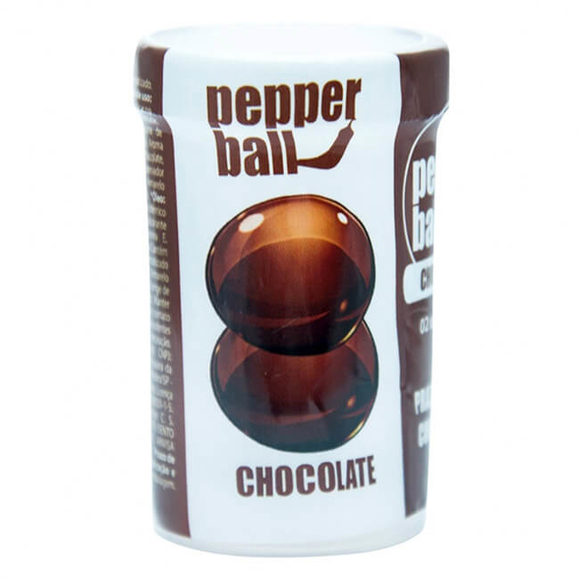 PEPPER BALL PLUS COMESTIVEL CHOCOLATE 3G - PEPPER BLEND