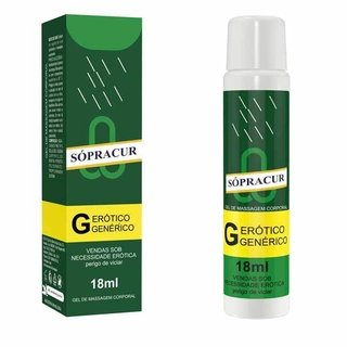 SÓPRACUR ANESTÉSICO ANAL 18ML - SECRET LOVE