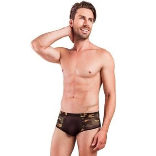 SUNGA MASCULINA MILITAR - HOT FLOWERS
