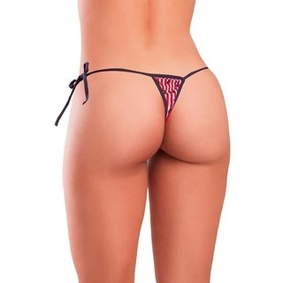 TANGA SEXY MARINHEIRA - HOT FLOWERS