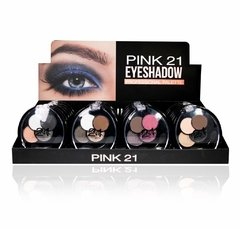 PINK 21 EYESHADOW PROFESSIONAL PALETTE CS1076