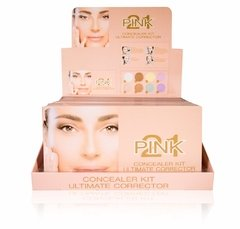PINK 21 CONCEALER KIT ULTIMATE CORRECTOR CS1083