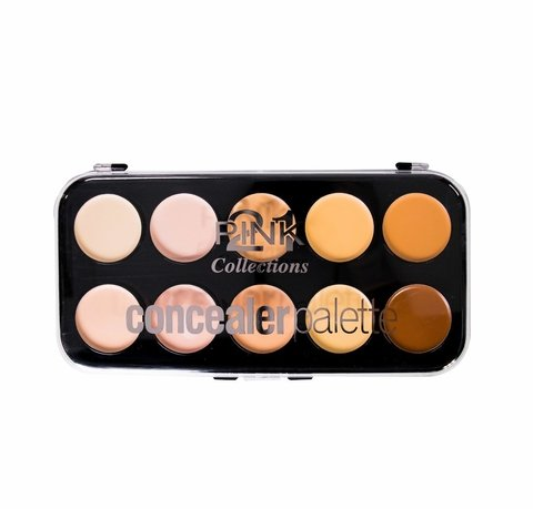 PINK 21 COLLECTIONS CONCEALER PALETTE CS1195