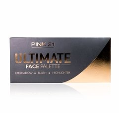 PINK 21 ULTIMATE FACE PALETTE CS1396