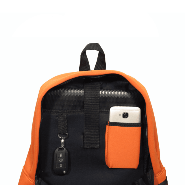 Mochila Blend Orange & Red en internet