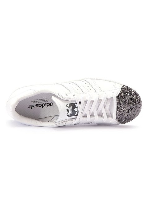 Adidas Superstar Metal Blanco en internet