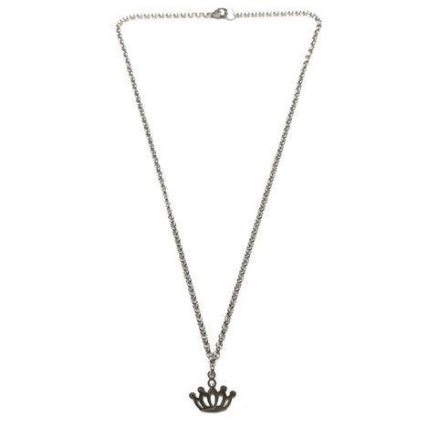 Collar Crown Strass