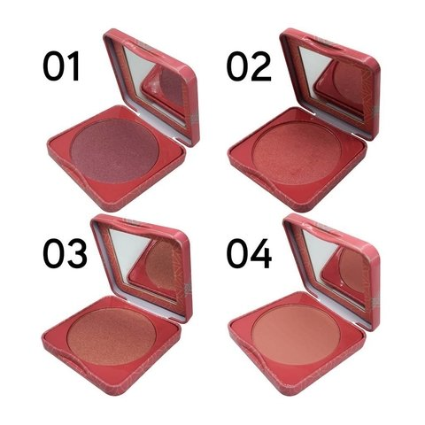 RUBOR INDIVIDUAL BEAUTY BLUSH ATENEA