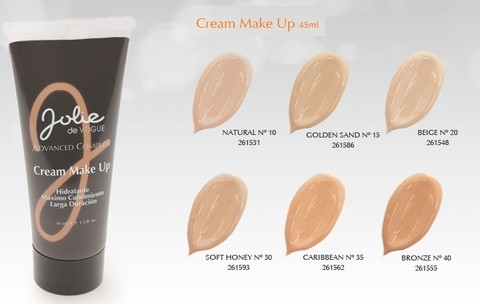 CREAM MAKE UP JOLIE DE VOGUE