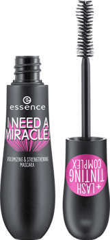 PESTAÑINA VOLUMINIZADORA Y FORTIFICANTE I NEED A MIRACLE! ESSENCE