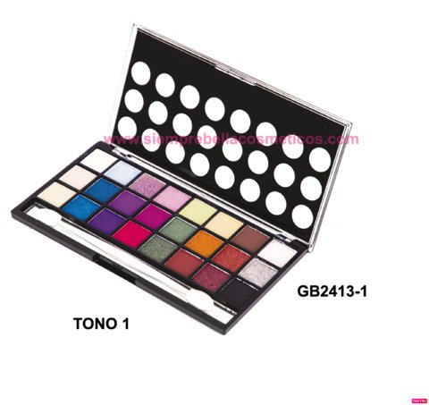 SOMBRAS X 24 COLORES GB2413 DOLCE BELLA