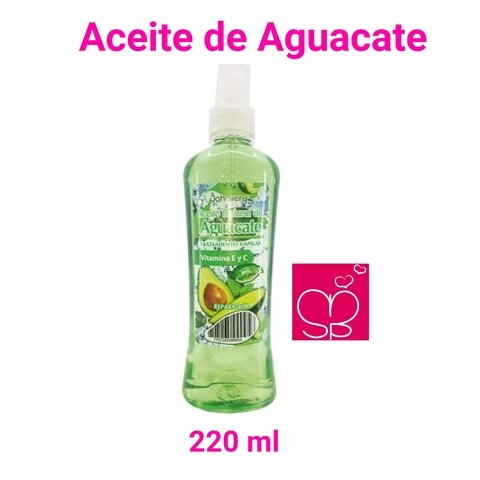 ACEITE DE AGUACATE JOHNVERY