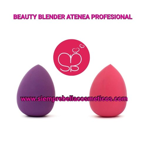 POMO BEAUTY BLENDER  JD06 ATENEA PROFESIONAL
