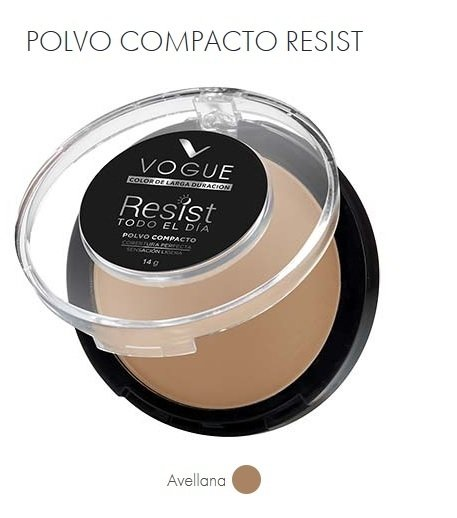 POLVO COMPACTO RESIST VOGUE