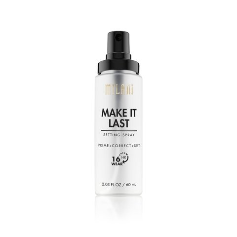 SPRAY PRIMER + FINALIZADOR MAKE IT LAST SETTING MILANI