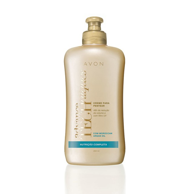 comprar-advance-techniques-creme-para-pentear-com-oleo-de-argan-250ml-avon