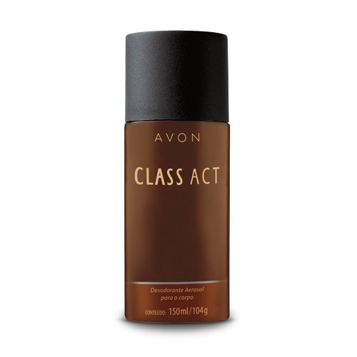 Kit Class Act Avon na internet