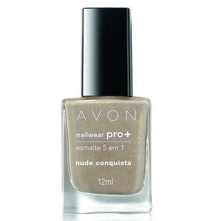 Esmalte Nailwear Pro+ 5 Em 1 Nude Conqui...
