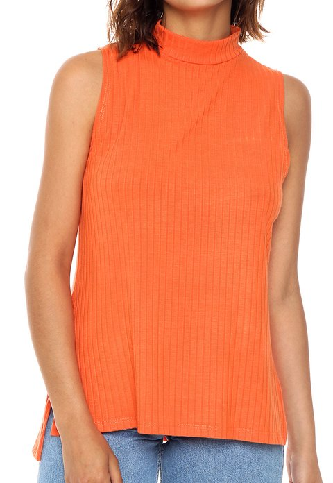 REMERA HALEY NARANJA en internet