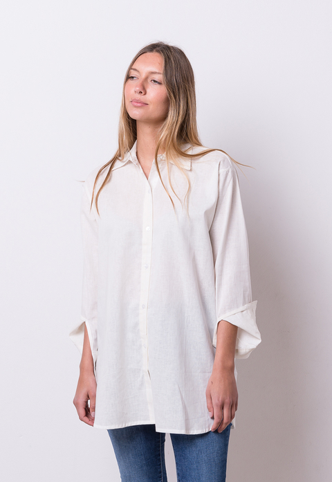 Camisa Grace off white