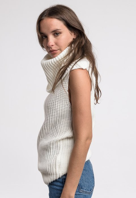 Sweater Harvey off white - Pilar Buenos Aires