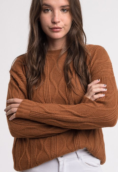 Sweater Alfred Camel