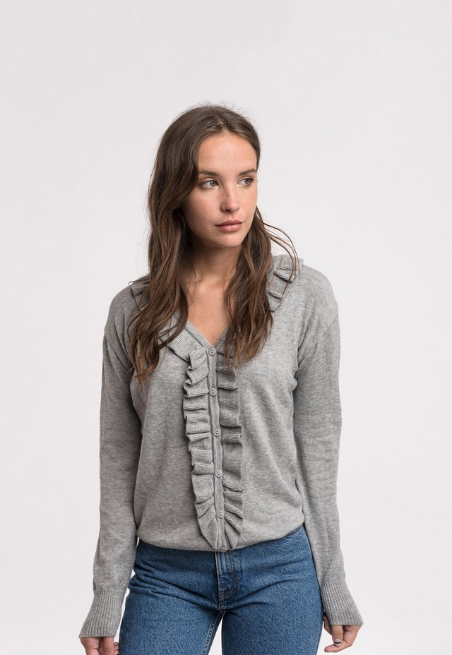 Aa. Campera Holly Gris