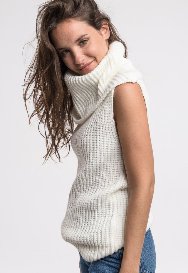 Sweater Harvey off white en internet